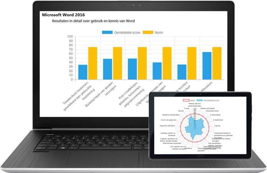 Laptop-Kennisanalyse-rapportage