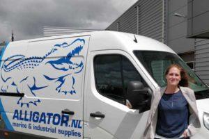 Alligator Sanne Edel