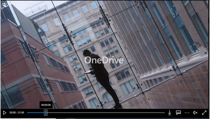 onedrive-video